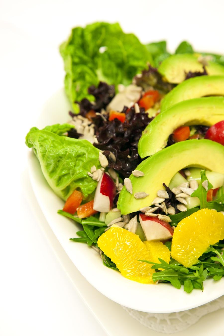 saláty v metabolic balance jsou skvělá věc