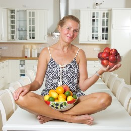 Bára Wolfová Balcarová - poradce metabolic balance