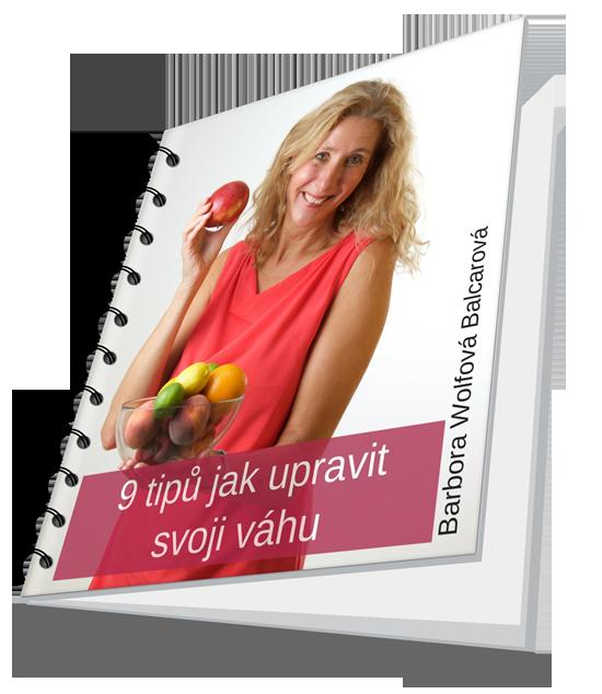 9 tipů jak upravit svoji váhu | eBook zdarma
