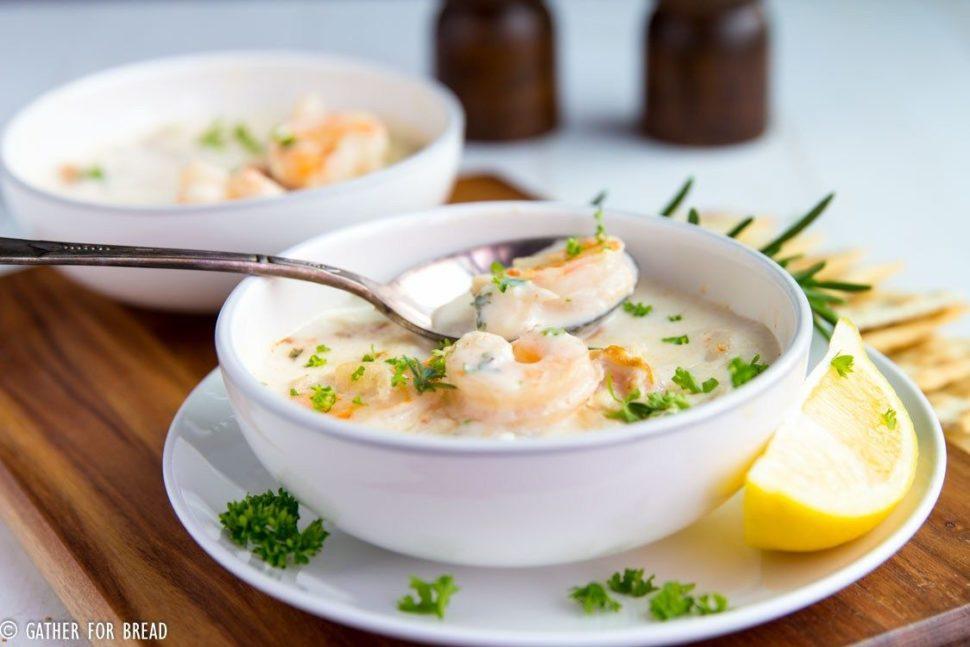 Kurzy vaření Metabolic Balance - vánoční polévka