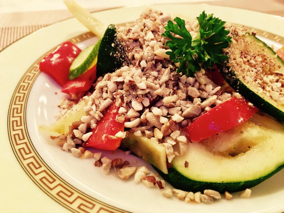 Kurzy vaření podle Metabolic Balance - Mandeláda se zeleninou