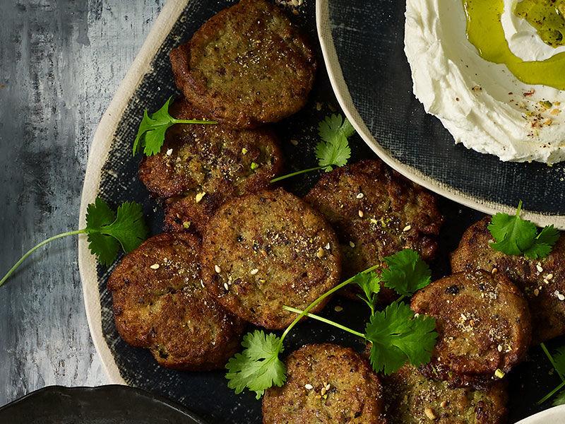 Kurzy vaření podle Metabolic Balance - cizrnový falafel