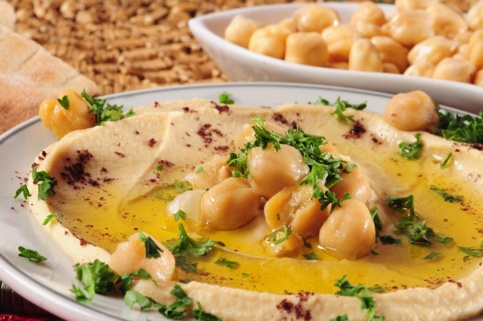 Kurzy vaření podle Metabolci Balance - cizrnový hummus