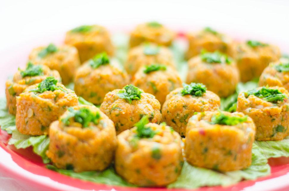 Kurzy vaření podle Metabolic Balance - kuičky z červené čočky