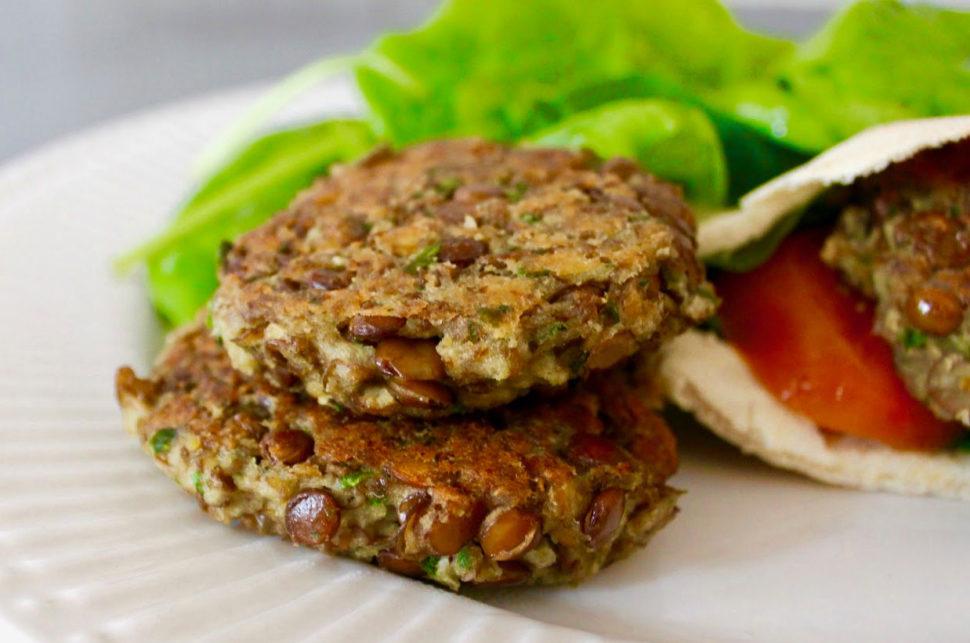 Kurzy vaření podle Metabolic Balance - placky z hnědé čočky