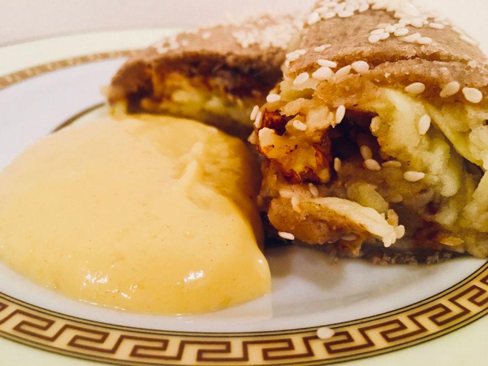 Jablečný závin z žitné mouky - recepty pro hubnutí s Metabolic Balance