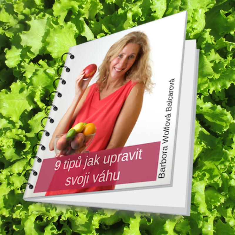9 tipů jak upravit svoji váhu - eBook zdarma