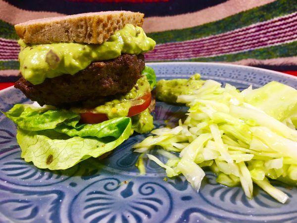 Burger podle Metabolic Balance