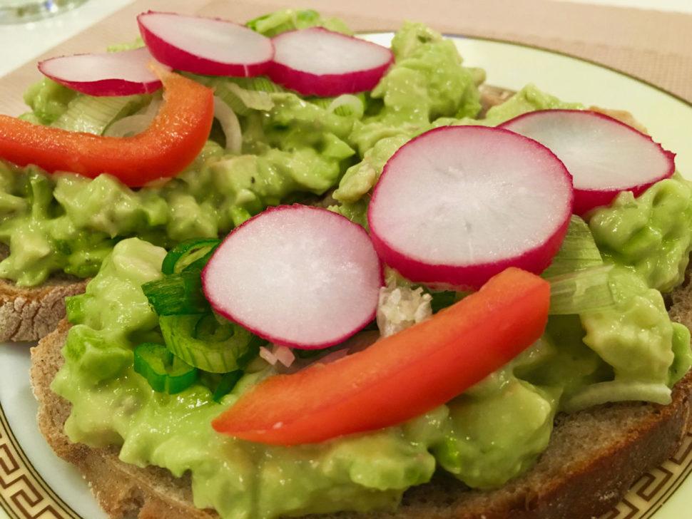 Drůbeží pomazánka s avokádem - kurzy vaření Metabolic Balance
