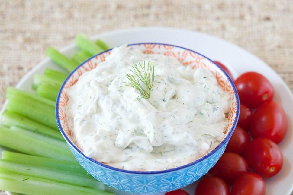 Pikantní jogurt - kurzy vaření Metabolic Balance
