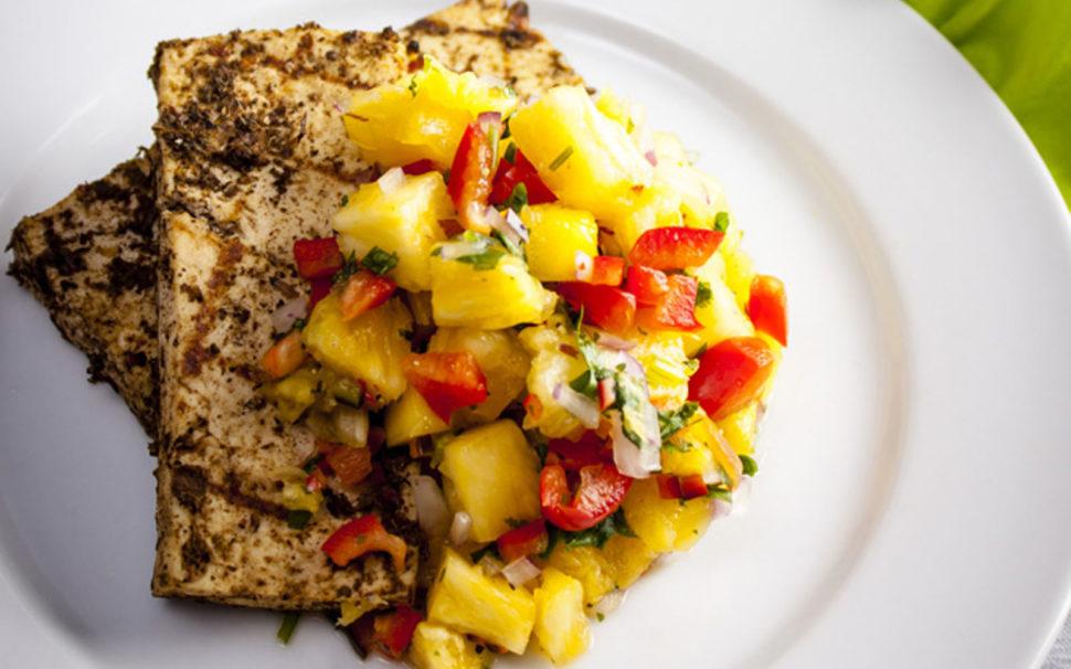 Tofu s ananasem - kurzy vaření Metabolic Balance