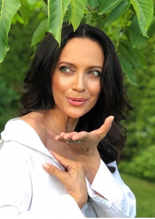 Lucie Bílá - povídání sživotě astravě podle Metabolic Balance®