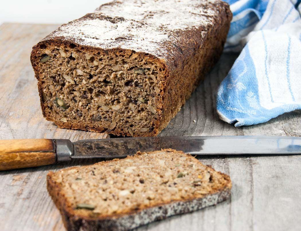 Pečeme žitný kváskový chleba