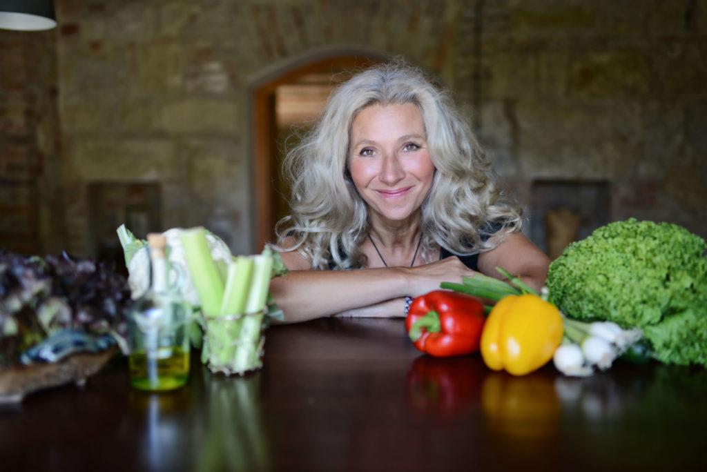 Bára Wolfová Balcarová - poradce Metabolic Balance, hubnuzí azdravý metabolizmus