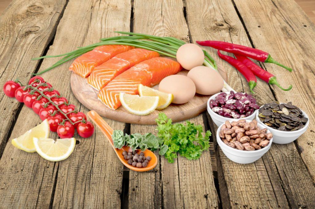 Bílkoviny jsou základem hubnoucích jídelníčků - progtam Metabolic Balance, zdravé hubnutí